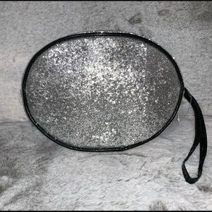 Handbags - Glitter Cosmetic Bag